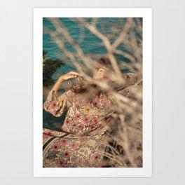 Cala Saona Art Print