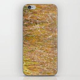 Flaxen iPhone Skin