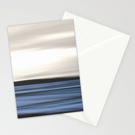 Sea Abstraction Stationery Cards