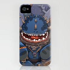 Happy Camper Slim Case iPhone (4, 4s)