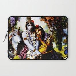 Hindu Krishna 3 Laptop Sleeve