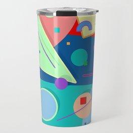 Memphis #55 Travel Mug