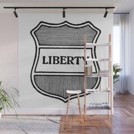 Liberty Wall Mural