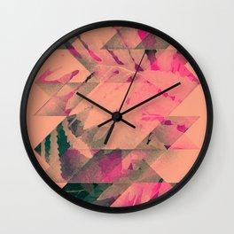 lyyf tryp Wall Clock