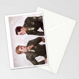 Two Kids from Brooklyn Stationery Cards