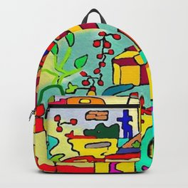 I get to travel Backpack