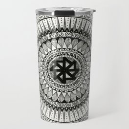 Mandala3 Travel Mug