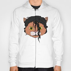 MJ Cat Head Hoody