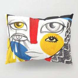 Multiplicidade 2 Pillow Sham