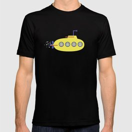 The Beagles - Yellow Submarine T-shirt