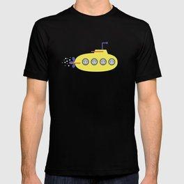 The Beagles - Yellow Submarine T-shirt