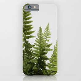 Fern Photography iPhone Case
