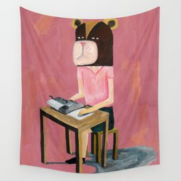 bear hard candy series Wall Tapestry