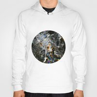 cosmos Hoodies featuring Cosmos by digital_flowers