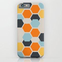 Sam (Beige) iPhone Case