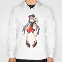 popsicle Hoodies featuring Popsicle by Freeminds