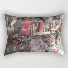 Treasures from the Shipwreck Rectangular Pillow