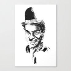 The Comedians Canvas Print