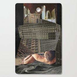 Kafka's The Castle Cutting Board
