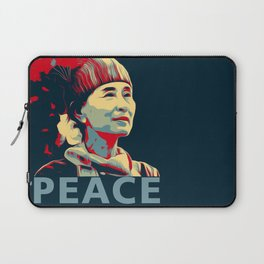 THE FIGHTER! Laptop Sleeve