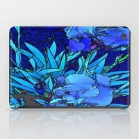iris iPad Cases featuring Iris by lillianhibiscus