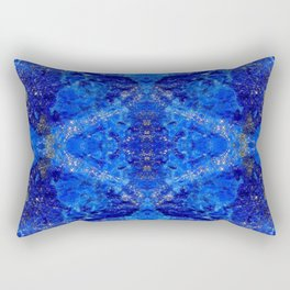 Lapislazzuli dream Rectangular Pillow