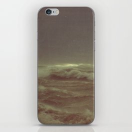 Rough Waters iPhone Skin