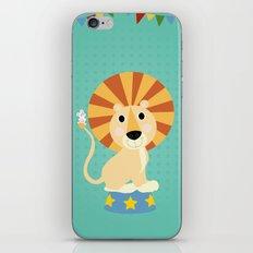 Circus Lion  iPhone & iPod Skin