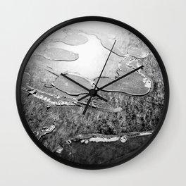 Urban Abstract 91 Wall Clock