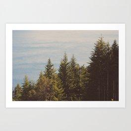 New Zealand 1 Art Print