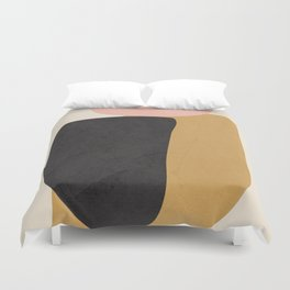 Abstract Shapes 34 Duvet Cover