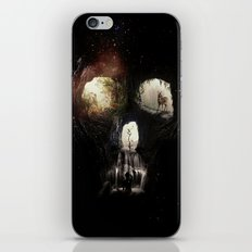 Cave Skull iPhone & iPod Skin