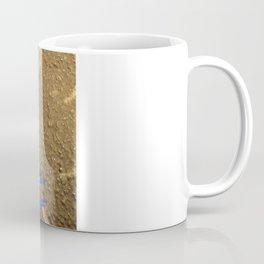 I Turned Blue Coffee Mug