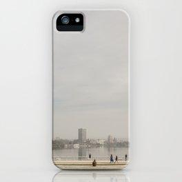 Lake Merritt, Oakland, California iPhone Case