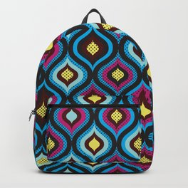 Eye Of The Peacock Backpack