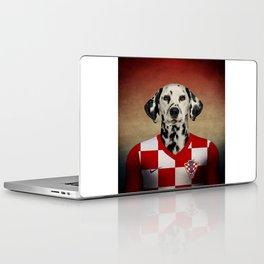 Worldcup 2014 : Croatia - Dalmatian Laptop & iPad Skin