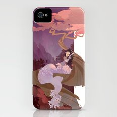 Snow White iPhone (4, 4s) Slim Case