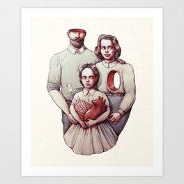 Inheritance Art Print