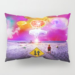 The Day of the Jellies Pillow Sham