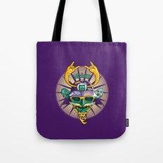 Urban Samurai Tote Bag