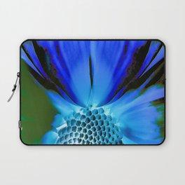 Daisy Blue Laptop Sleeve