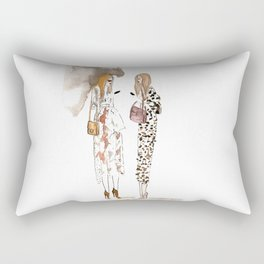 Street style Rectangular Pillow