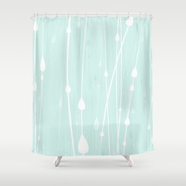 Waterfall by Friztin Shower Curtain