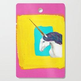 Unicorn Cutting Board