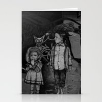 guardians Stationery Cards featuring Guardians by Taylor.Mac