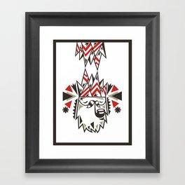 Ho Ho Ho !! Framed Art Print