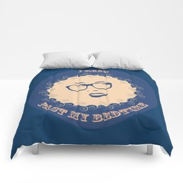 I Read Past My Bedtime Comforters