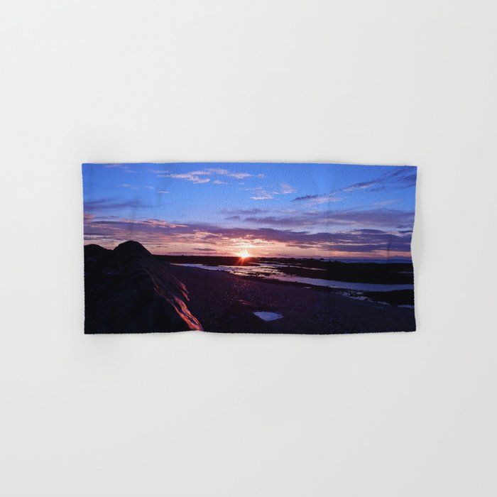 Beauty at the Beach Hand & Bath Towel
