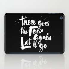 There goes the fear iPad Case