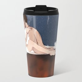 destiel shower curtain Travel Mug